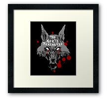 The North Remembers Framed Print
