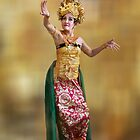 Balinese gold by Jan Pudney
