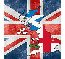 United Kingdom of Great Britain and Northern Ireland by Austin Young