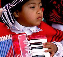 Cuenca Kids 413 by Al Bourassa