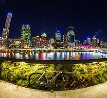 Bikes in the City by designsbyando