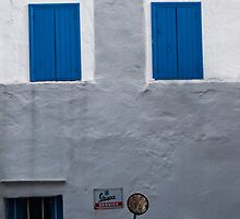 blue life in bodrum by gzmguvenc89