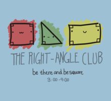 The Right-Angle Club by Teague Hipkiss