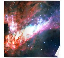 Pie Symbol 3.14 [Omega Nebula] | Mathematix Poster
