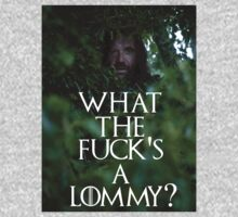 What the f**k's a lommy? by AlexBeloe