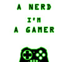 Nerd? Gamer! by MarcoMellark