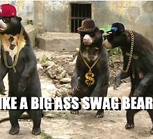 SWAG BEAR by BDERK