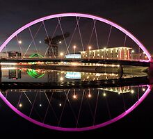 Glasgow Clyde Arc by Grant Glendinning