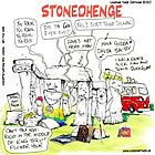 The Hippies Of Stonedhendge by Rick  London