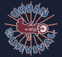 BMX Urban Survival Bike Cycling Bicycle  by SportsT-Shirts