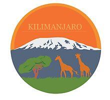 Kilimanjaro by thekohakudragon