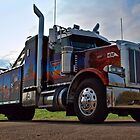 "Marvin's Big Rig ""Cars Tribute"" Tow Truck by TeeMack"