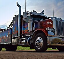 """Marvin's Big Rig """"Cars Tribute"""" Tow Truck by TeeMack"""