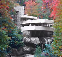Fallingwater by VelocityDesigns