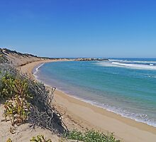 Beachport, South Australia by Margaret  Hyde