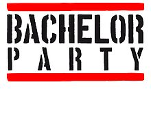 Bachelor Party Design by Style-O-Mat