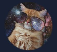 Kitty In Space by RastaClothing