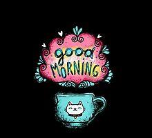 Good morning by kostolom3000
