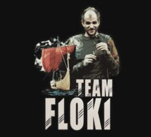 Team Floki - VIKINGS by FandomizedRose