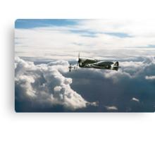 Hawker Typhoons Canvas Print
