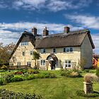 English Country Cottage by manateevoyager