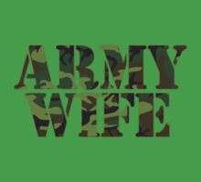 Army Wife by Boogiemonst