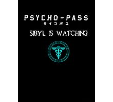 Sibyl's watch dogs Photographic Print
