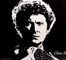 The Sixth Doctor Who (Colin Baker) by Clare Shailes