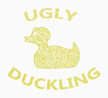 Ugly Duckling Stamp by CloBrim