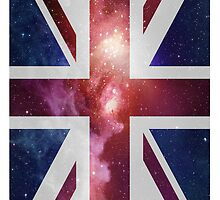 Galaxy Union Jack by arosef1027