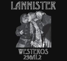 Lannister 298 Westeros Tour. by Paul502Paul