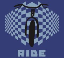 Ride Bike Cycle by SportsT-Shirts