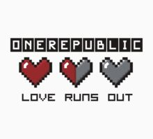 OneRepublic - Love Runs Out by estellanoire