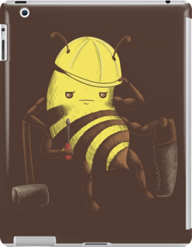 Worker Bee by Lili Batista