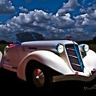 36 Auburn Speedster in Moonglow by ChasSinklier