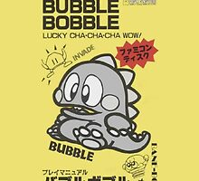 Bubble Bobble by EastKorea™:OG Attire California