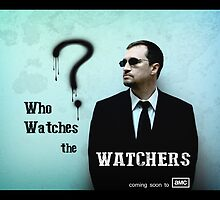 Who Watches the Watchers by David Lamb