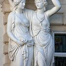 Caryatids Together by phil decocco