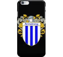Armstrong Coat of Arms/Family Crest iPhone Case/Skin