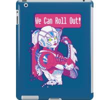 Arcee - We Can Roll OUT! iPad Case/Skin
