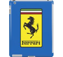 Ferrari iPad Case/Skin