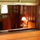 Bedroom of Ho Chi Minh by hans p olsen
