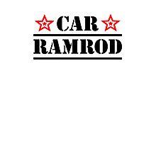 Car Ramrod Photographic Print