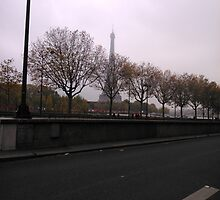 Eiffel tower  by Natalie2706