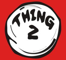 Thing 2 by diannasdesign