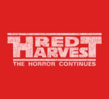 Red Harvest (Filled) - Distressed Replica by Winxamitosis