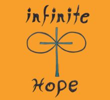 Infinite Hope Typography (Infinite World Collection) by CrimsonSterling