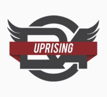 eRaUprising - Red & Grey Basic by eRaUprising