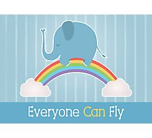 Everyone Can Fly Photographic Print