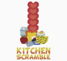 Kitchen Scramble T-Shirt